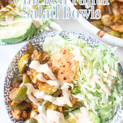keto fajita salads, chicken fajita, fajitas, chicken, low carb dinner, low carb fajitas, keto bowls, chicken bowls, dinner, recipes, chicken fajitas, gluten-free