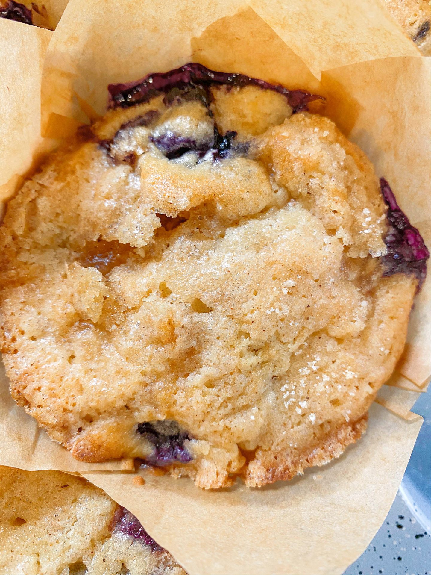 THE BEST BLUEBERRY MUFFIN RECIPE