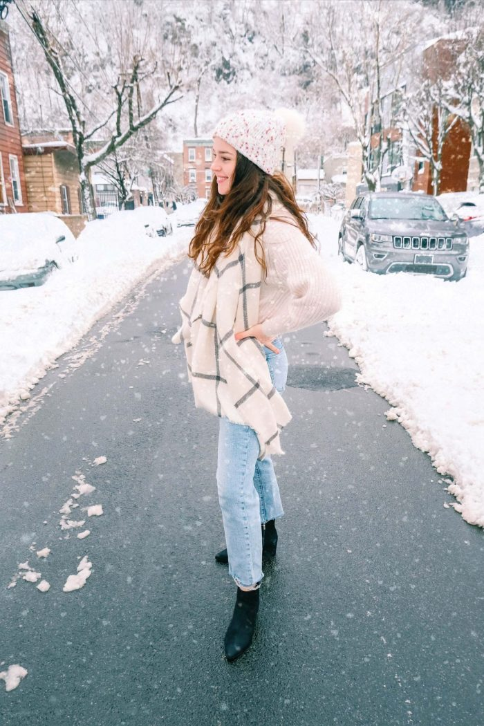 Embracing the Winter Snow Storm in the City | Fun Photos