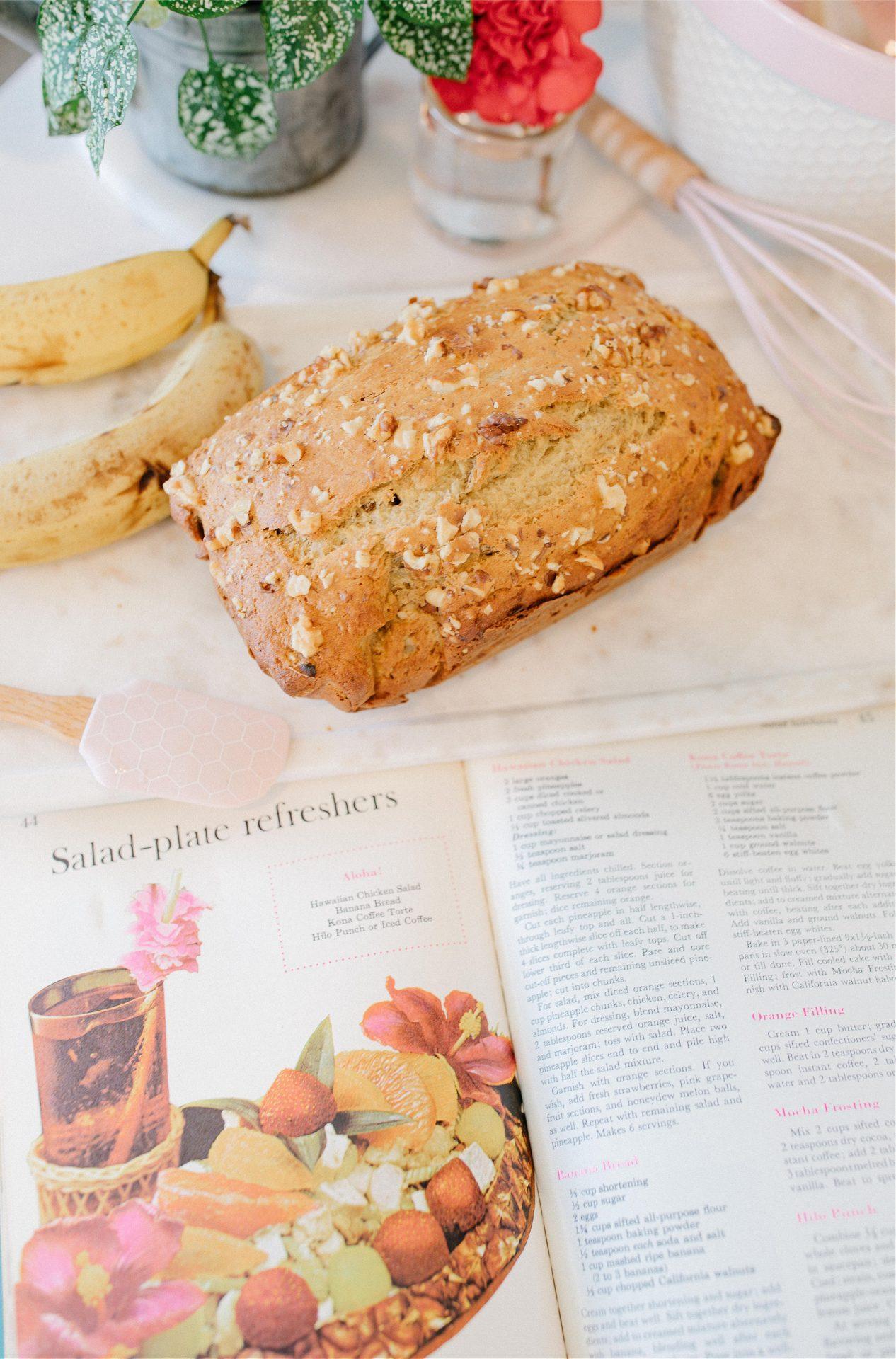 Better Homes And Gardens Banana Bread Recipe