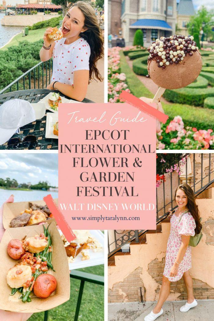 Disney World 2021 Travel: Epcot's Flower & Garden Festival