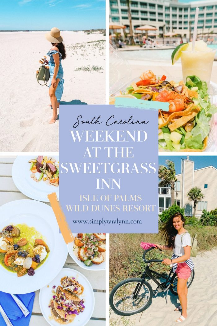 Sweetgrass Inn Wild Dunes Resort | Isle of Palms Travel Blog