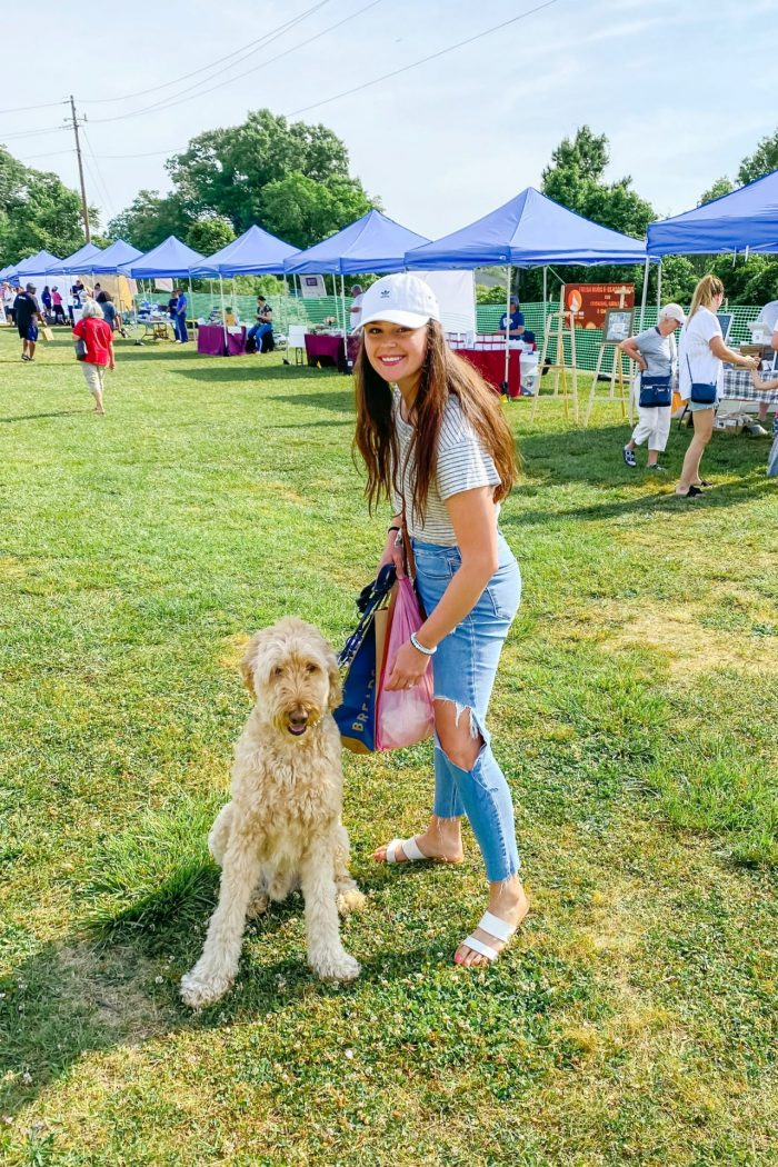 Taking Leo to The Farmer's Market & How We're Doing