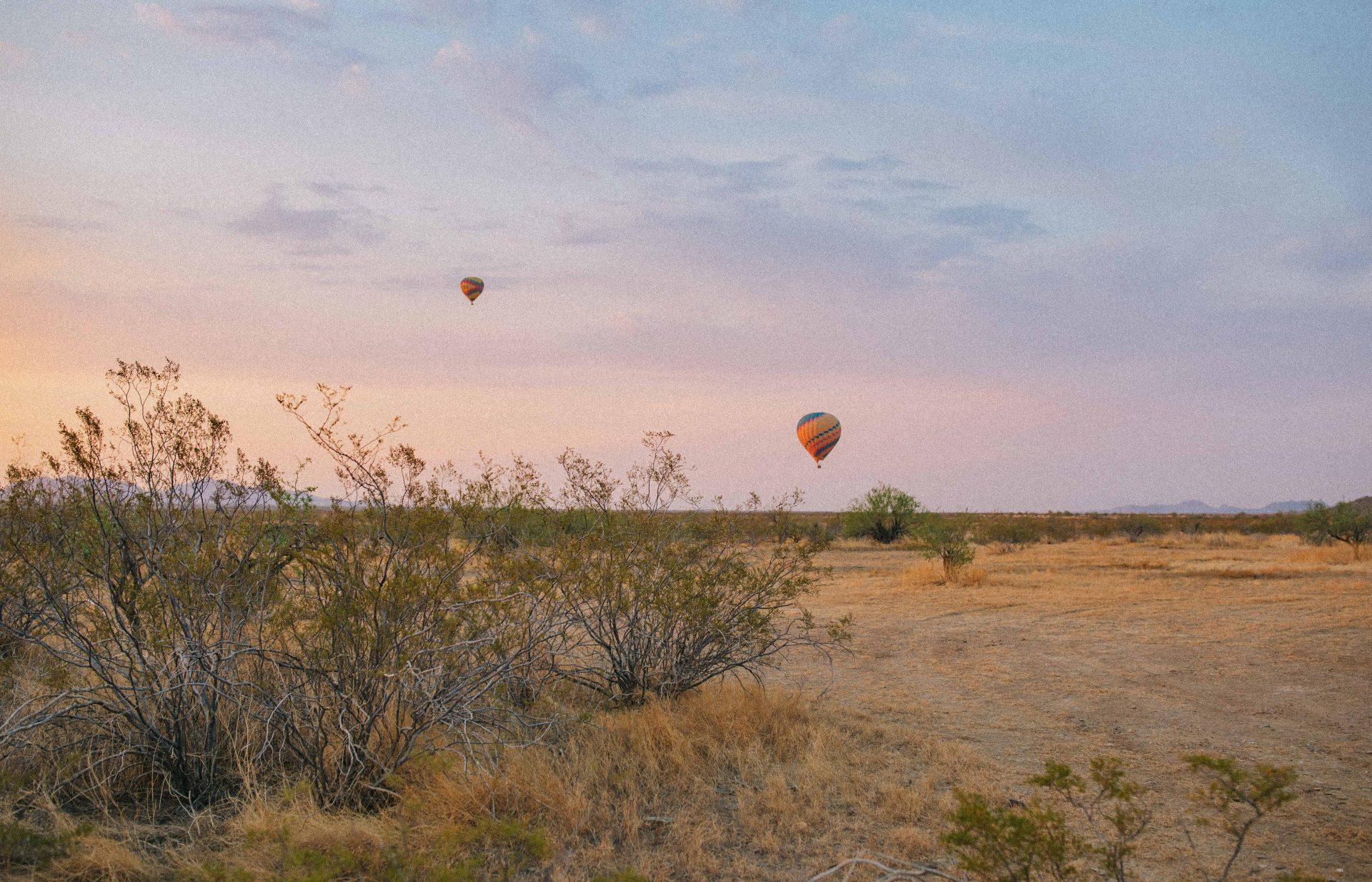 scottsdale Arizona, scottsdale, travel guide, travel blogger, what to do in scottsdale Arizona, hot air ballon, hot air balloon in Arizona, hot air balloon expedition scottsdale, ultimate guide to scottsdale, itinerary