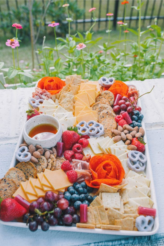How to Make a Summer Charcuterie Board for the 4th of July