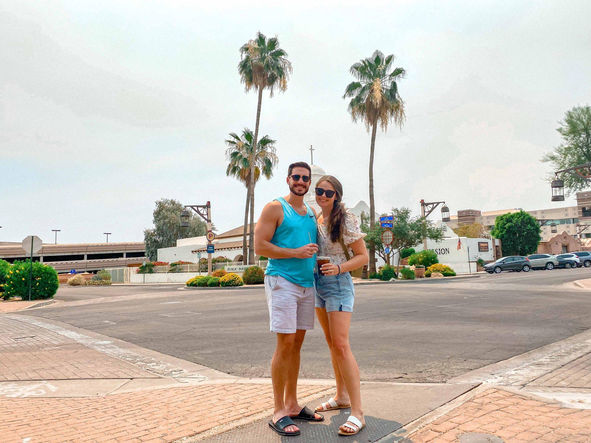 scottsdale arizona gelato tour, old town scottsdale tour, joyrideaz, travel guide to scottsdale Arizona, what to do in scottsdale, honeymoon, bachelorette, plan a trip to scottsdale, dessert, restaurants, everything to do in scottsdale.