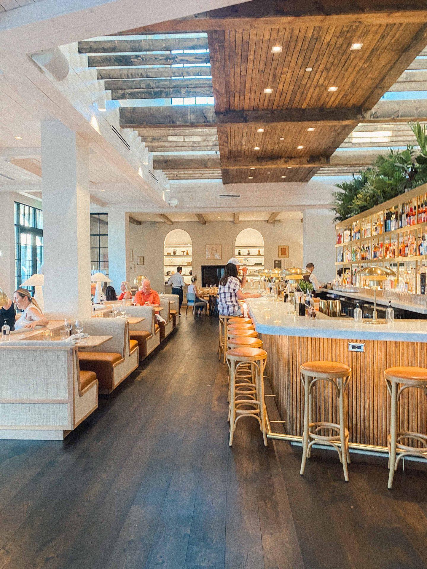 Francine, restaurant, scottsdale Arizona, where to eat Arizona, best restaurants in scottsdale, travel guide, travel blog scottsdale, blog guide