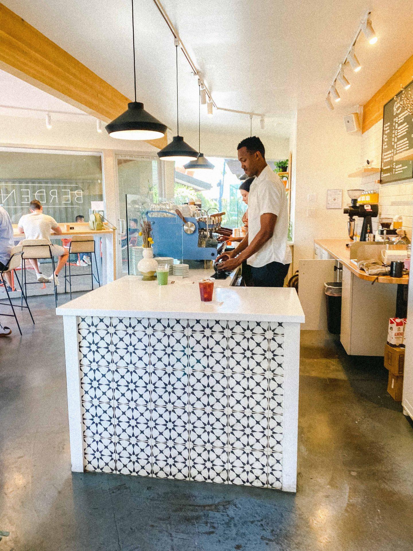 Best coffee shops in Scottsdale Arizona, Berdenas, Ultimate guide to scottsdale Arizona, travel blog, scottsdale travel, blogger, what to eat in scottsdale, what to do in scottsdale, coffee shop vibes, honeymoon