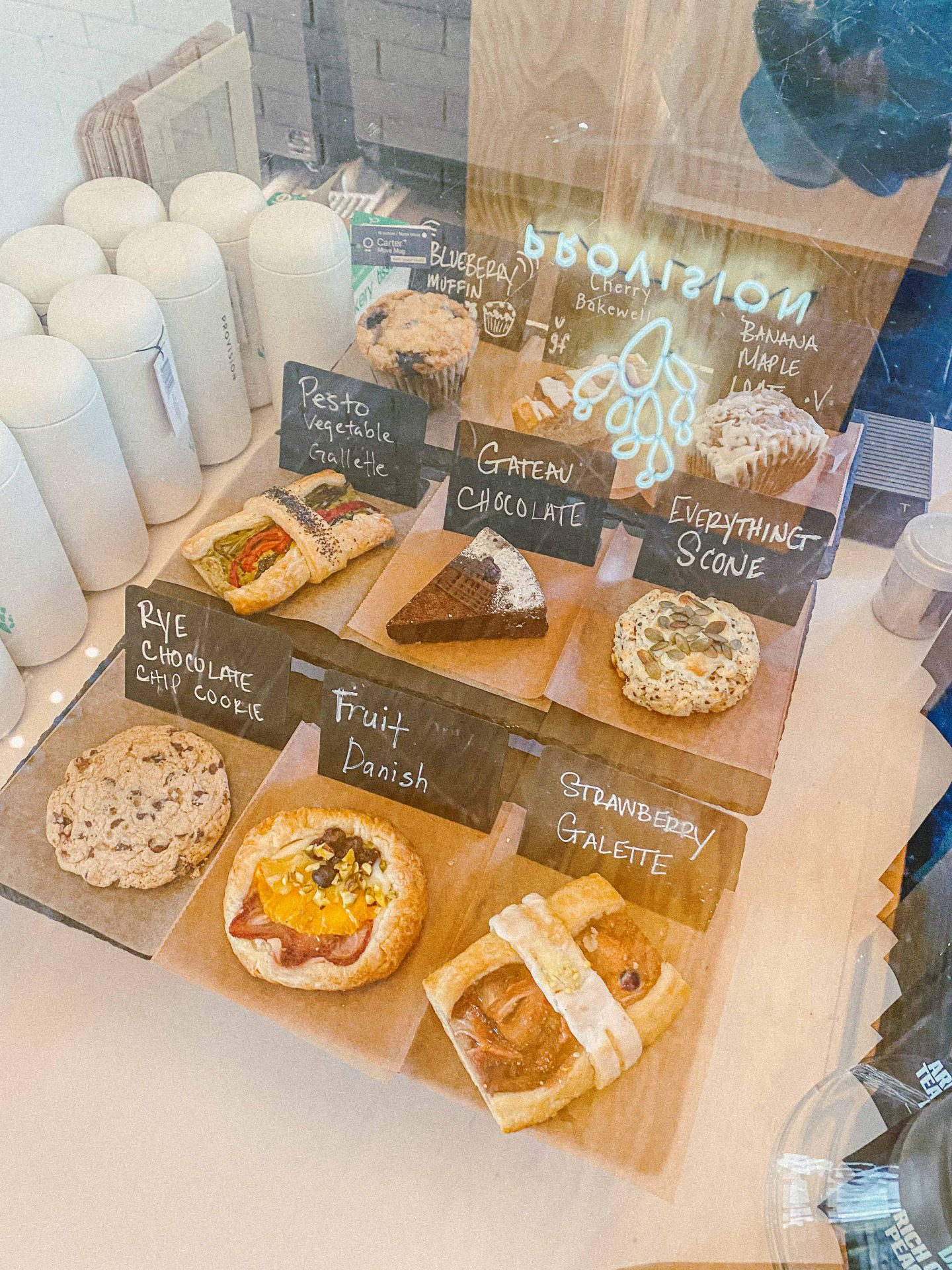 best coffee shops in scottsdale Arizona, provisions coffee scottsdale, Arizona coffee, travel blog, scottsdale travel guide, vegan gluten free banana maple loaf, lifestyle blogger, traveling things to do in scottsdale, summer travels