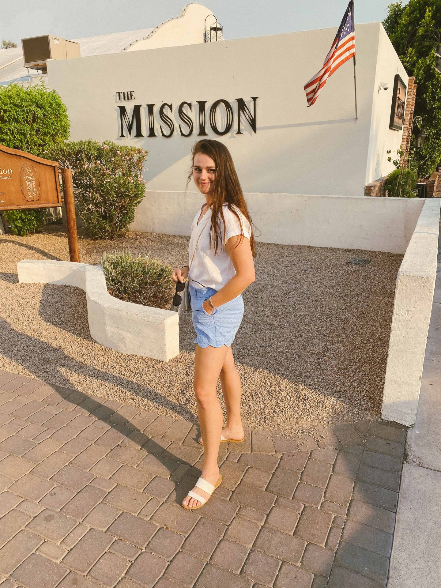 The Mission Old Town Scottsdale Arizona, scottsdale, best places to eat, travel guide scottsdale Arizona, what to eat in scottsdale, Mexican restaurants, best food in old town scottsdale, kale salad, spicy margarita, best Mexican food in scottsdale