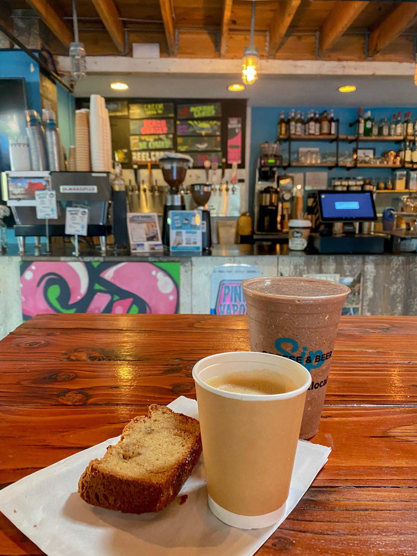 sip and beer, coffee shop, scottsdale Arizona, best coffee shops in scottsdale, Arizona Phoenix, travel blog, the best of, blog