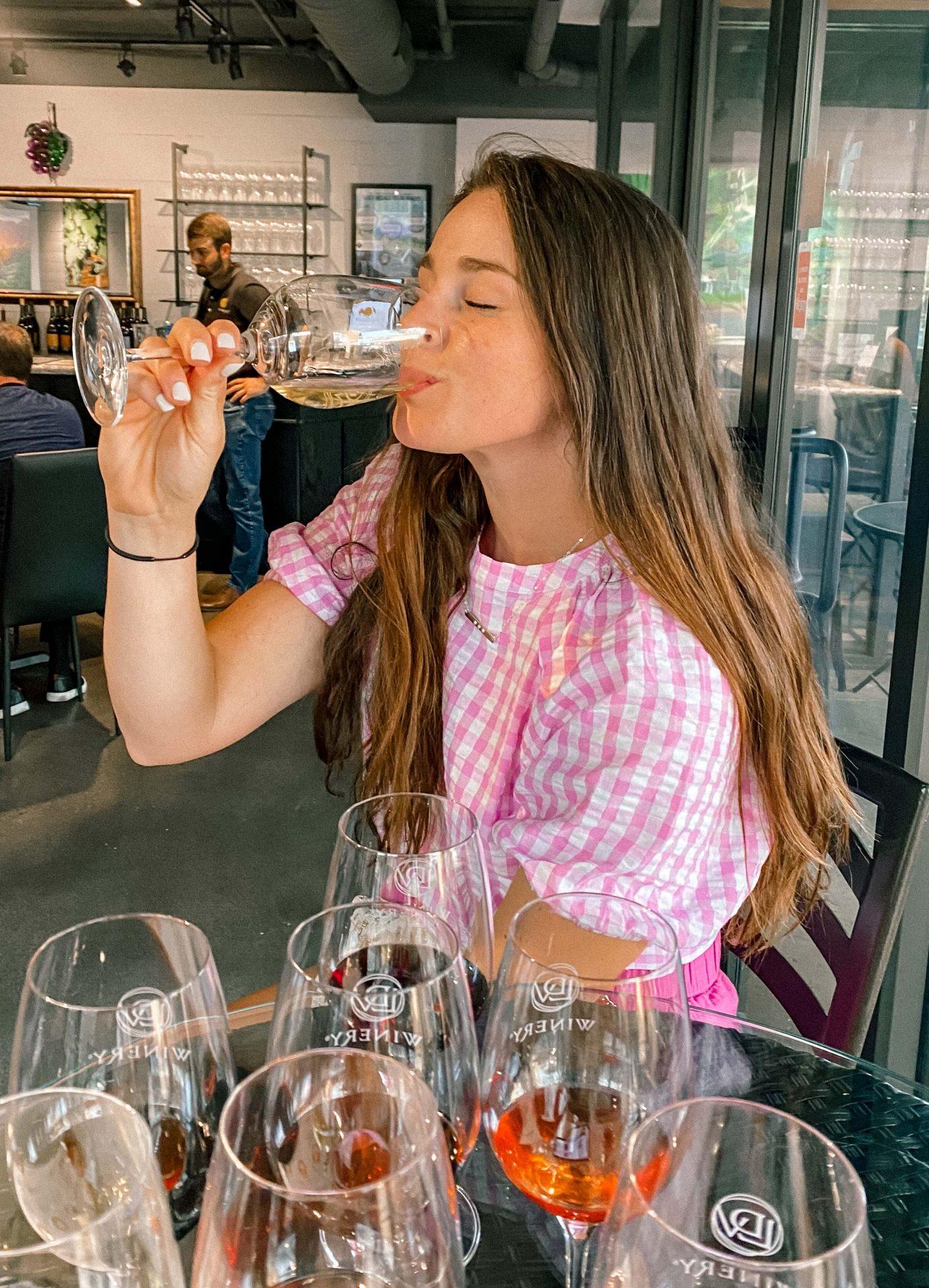 tasting room, wine tasting, LDV Winery, scottsdale, Arizona, scottsdale Arizona, travel Guide, blogger, what to do in scottsdale Arizona, winery, wine tasting, honeymoon, summer travel