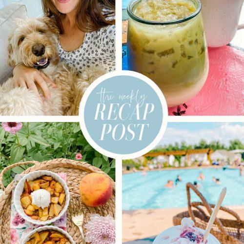 recap blog post summer simply taralynn