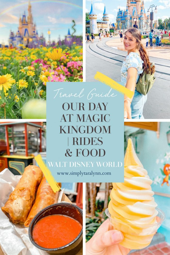 Magic Kingdom 2021 Travel Blog: Walt Disney World