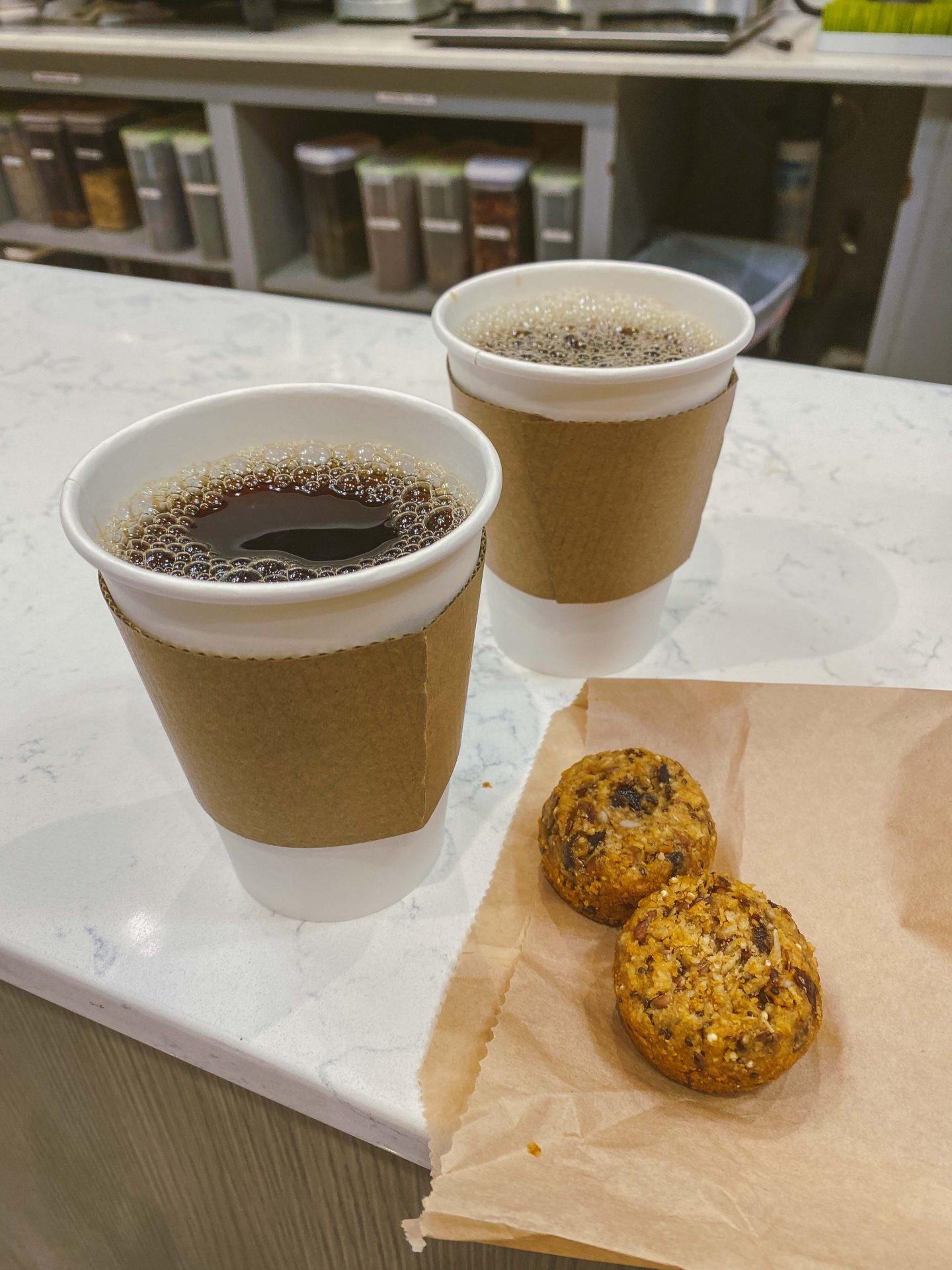 southwark mall, dillworth coffee