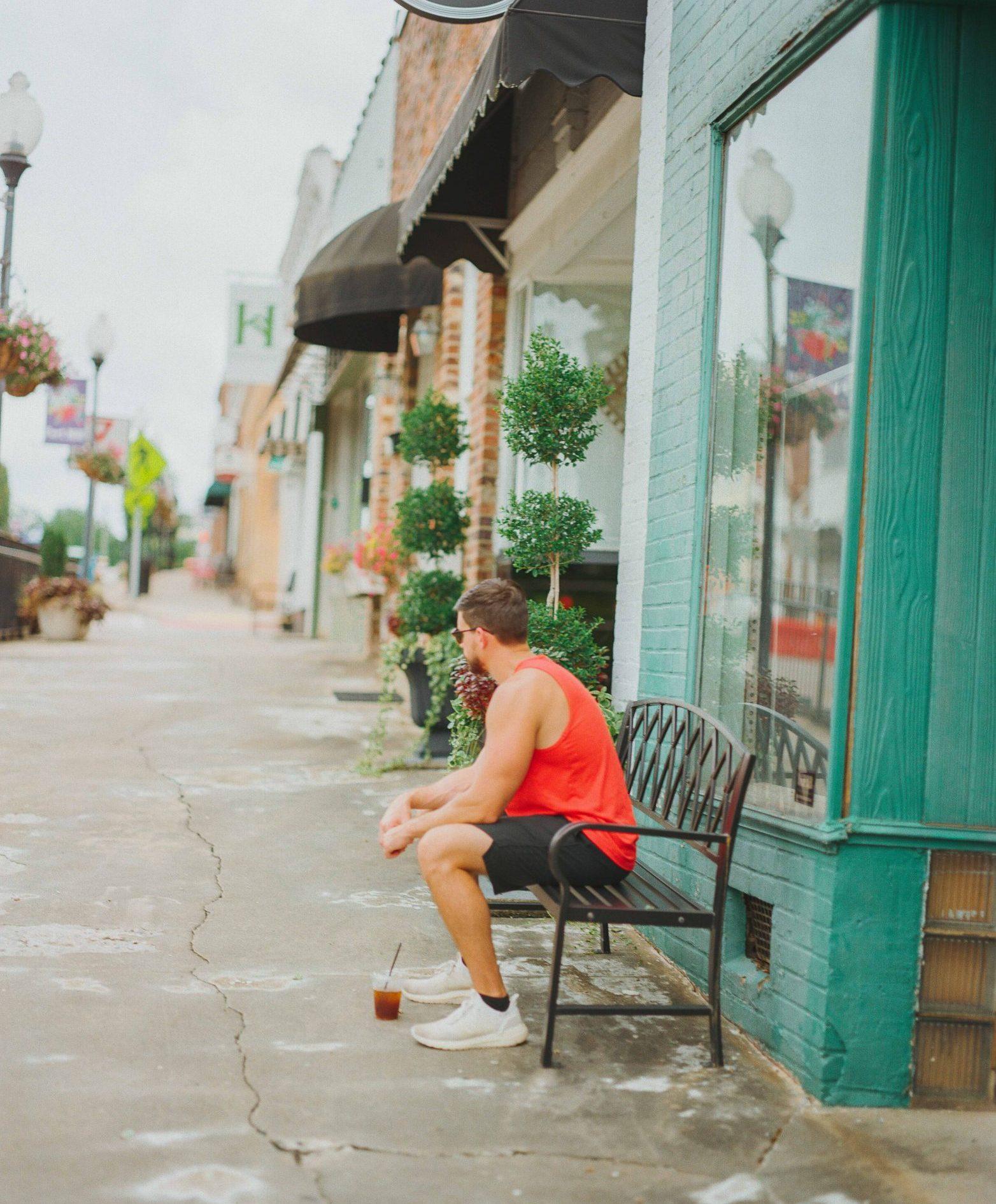 film, Pentax 6x7, bush n vine, york South Carolina, York county, fort mill, York, peaches, zinnias, farm, film photography, barn, peach stand, fort mill, sc, tom hall, Main Street, downtown fort mill, mud olive